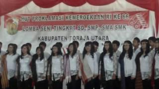 Download Mp3 Sma Kristen Barana' Choir