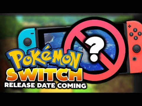 Pokémon Switch: Official Release Date Info Coming April 26th & Rumor Image Removed By Posters!