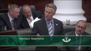 MLA Dave Rodney - Members' Statement: Session Recap