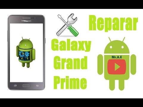 Reparar Samsung Galaxy Grand Prime SM-G530H español