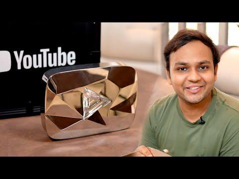 YouTube se 💎 Aa Gaya - 10 Million Diamond Play Button CookingShooking Hindi