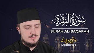 SURAH BAQARAH (02) | Fatih Seferagic | Ramadan 2020 | Quran Recitation w English Translation