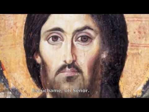 Salmos vespertinos Canto bizantino