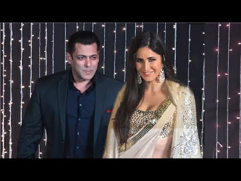 Salman Khan & Katrina Kaif TOGETHER At Priyanka Chopra & Nick Jonas's WEDDING Reception