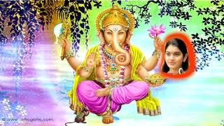 Pillaiyar Kavasam-Mahanadhi Shobana