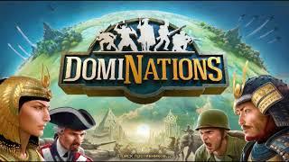 DomiNations начинаем с Античности! #1
