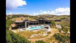 Magnificent Home In Park City, Utah | Sotheby's International Realty