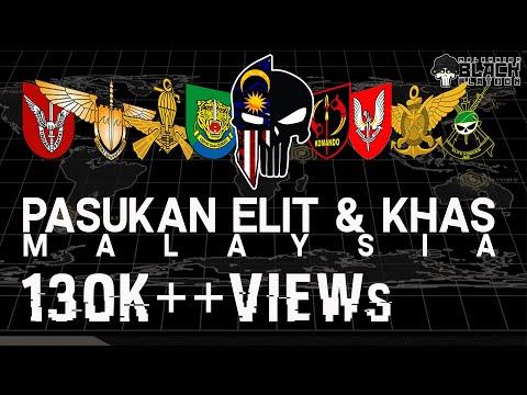 PASKAL vs VAT69 vs JMF vs PASTAK vs COBRA | Top Malaysian Elite & Special Forces unleashed