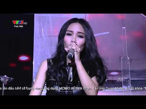 [VTV3 HD] Walk Away - Vũ Thảo My - khách mời Gala trao giải Giọng Hát Việt 2015