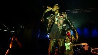 Theophilus London Last Name London Live At SXSW 2012