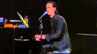 Nick Cave - The Ship Song - live @the Friedrichstadtpalast, Berlin 2015