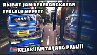 AKIBAT JAM TERLALU MEPETT!!! sutra 74 feat 888 kejar jam tayang