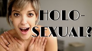 AM I A HOLOSEXUAL?