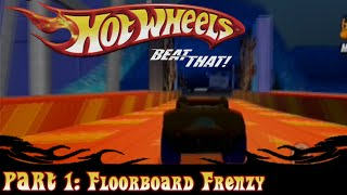 Xindictive Plays: Hotwheels: Beat That! (PS2) Part 1: Floorboard Frenzy