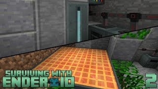 Surviving With Ender IO :: E02 - Basic Power Generation & Power Storage