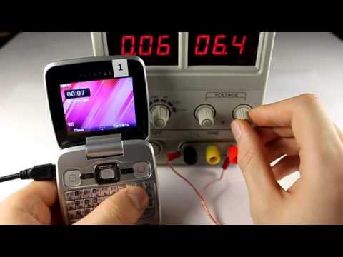 TechnoCrash#42 Alcatel OT-808 Charging the phone at a higher rate882