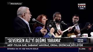 Arif Sağ Habertürk'te - Çeke Çeke