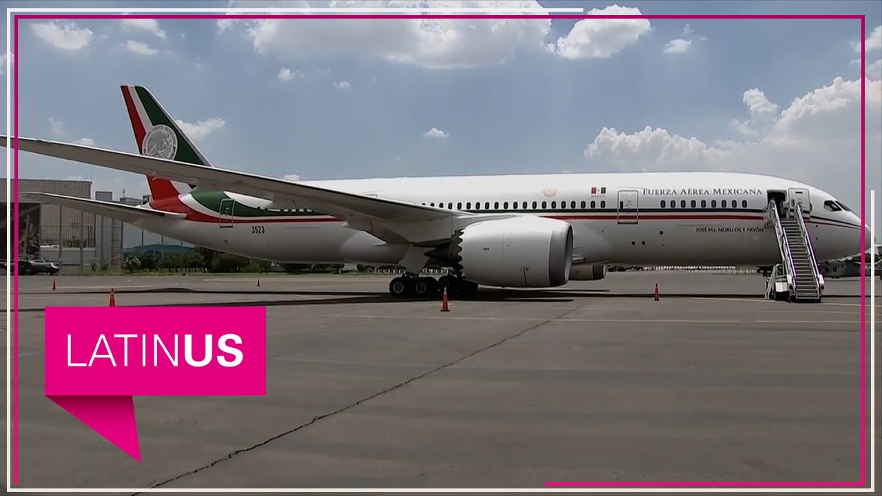 #PorSiTeLoPerdiste. El Avión que no se vende.