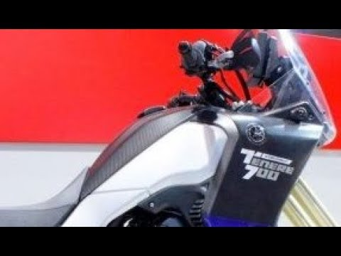 All New  Yamaha Super Tenere  World Raid Edition #EICMA