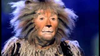 Gus: The Theatre Cat - part one. HD, from Cats the Musical - the film