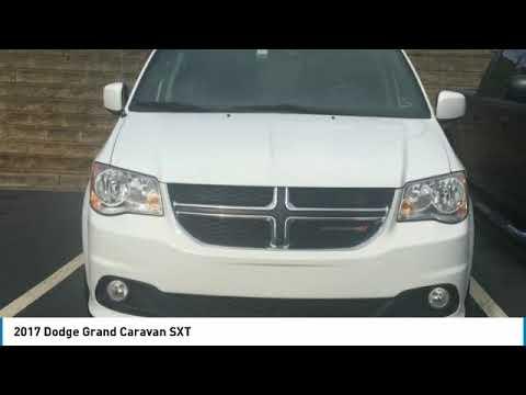 2017 Dodge Grand Caravan HR733214P