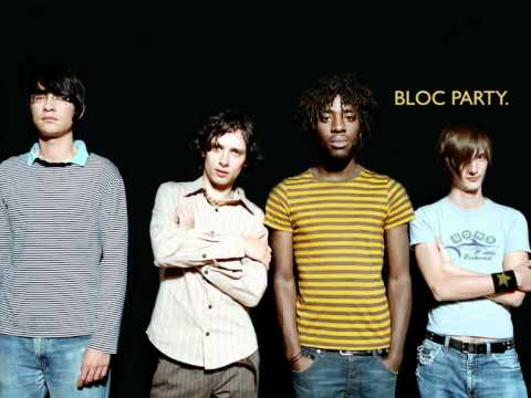 Bloc Party - Helicopter (Allen Santa Monica Mix)