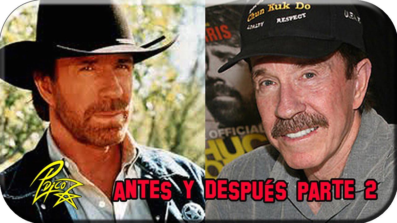 101 actores de hollywood antes y despu s 2012 parte 2 for Extensiones antes y despues