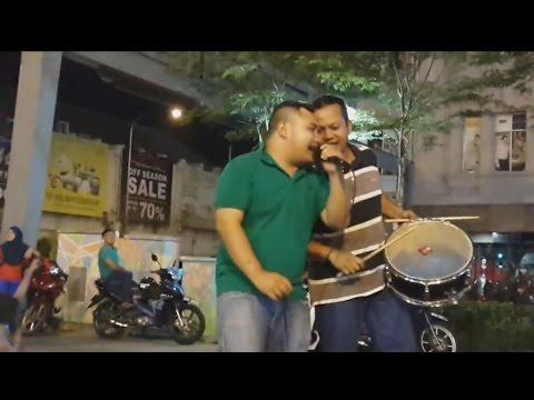 Motor Kapchai(senario) - bro feat retmelo buskers,ketawa senak perut,suara burung pun boleh