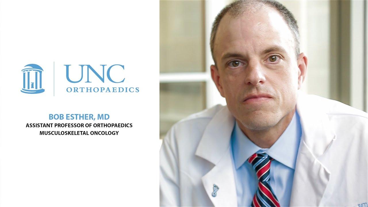 Robert J  Esther | UNC Orthopaedics