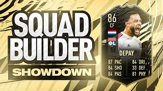 FIFA21 SQUAD BUILDER SHOWDOWN! INFORM DEPAY! #FIFA21 ULTIMATE TEAM