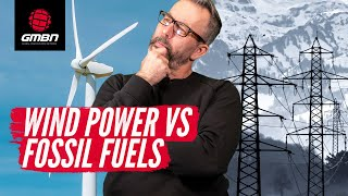 What Should You Charge Your E Bike With?   Wind Power Vs Standard Grid Electricity