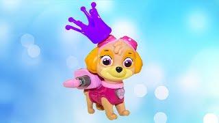 Щенячий патруль все серии Мультфильм про Игрушки Герои в масках #Мультики для детей Детский канал