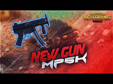 NEW GUN MP5K COMING ! NEW VEHICLE ! PUBG MOBILE - 동영상