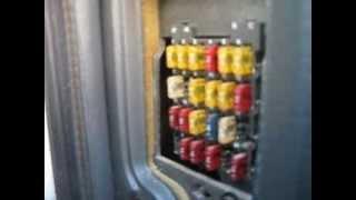 Fuse box location on a 1994-1997 GMC Sonoma - YouTubeYouTube