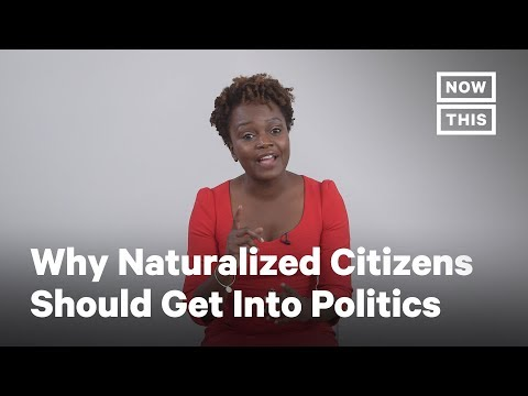 Karine Jean-Pierre on Why Citizens Should Get Involved in Politics | Opinions | NowThis