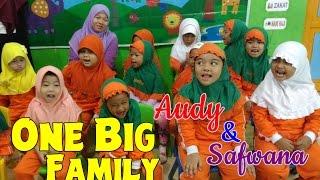 Audy & Safwana - One Big Family (Panggung Ekspresi) MP3