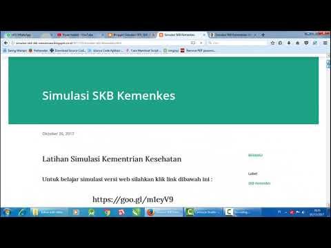 Simulasi Soal SKB Kesehatan (Kemenkes) from YouTube · Duration:  41 seconds