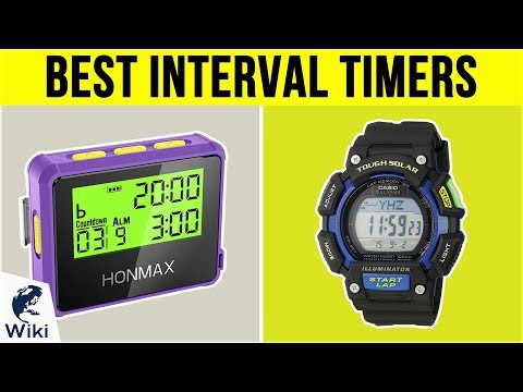 9 Best Interval Timers 2019