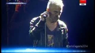 Jorge Gonzalez - Cuentame Una Historia Original + Que No Destrocen Tu Vida (Antofagasta 14.02.2014)