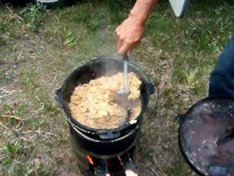 炊飯 ダッチオーブン