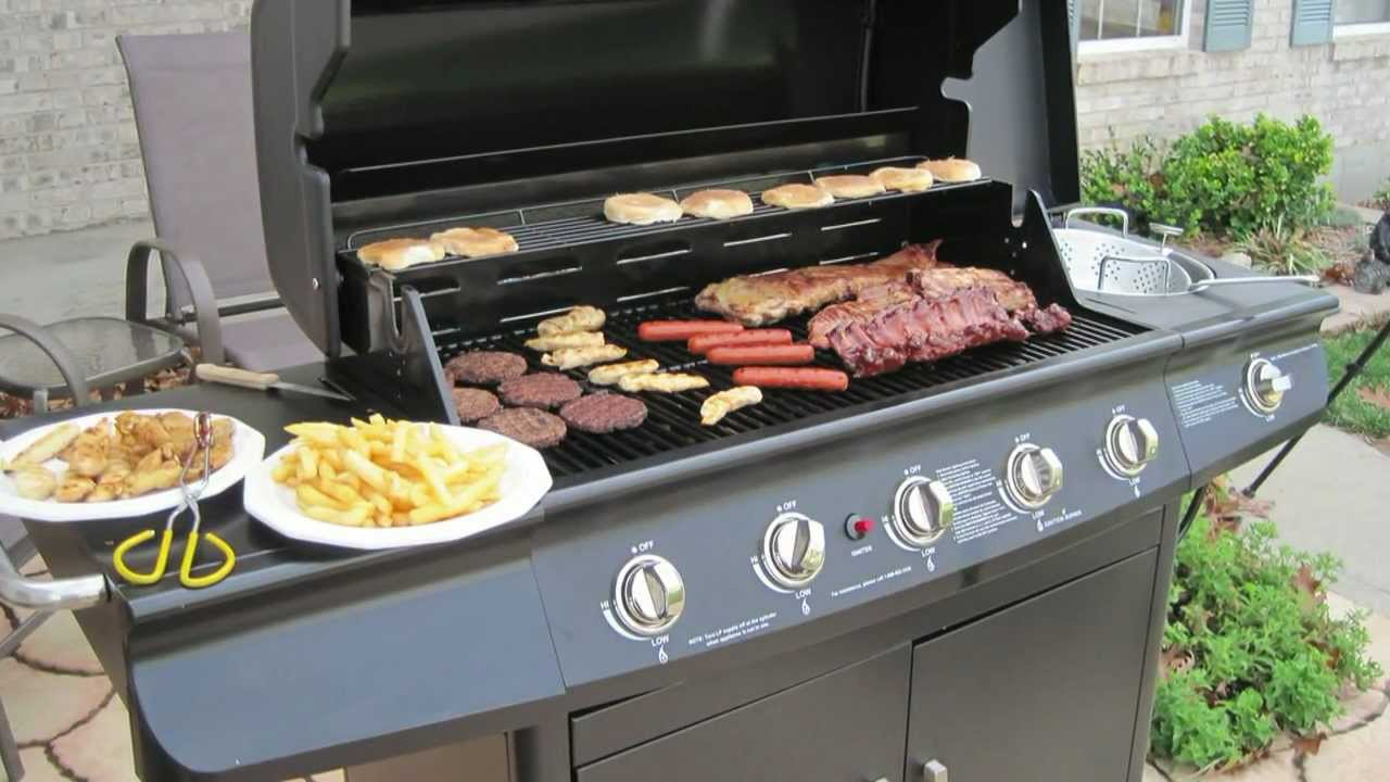 Smoke Canyon Grill Qr Video For B Pro