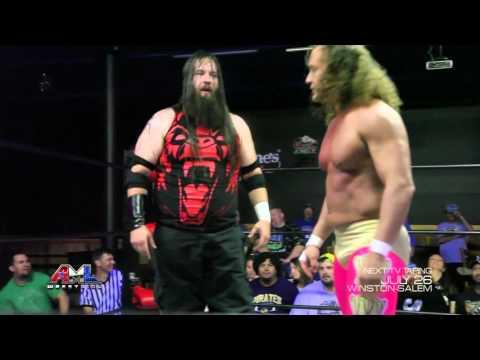 AML Wrestling TV #18: Dawson vs Coleman vs Williams vs Walker