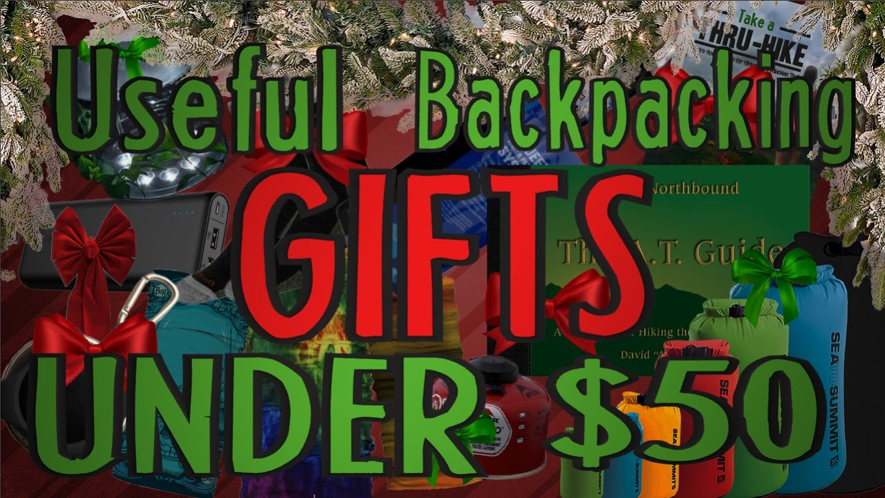 Gift Ideas for Less Than $50