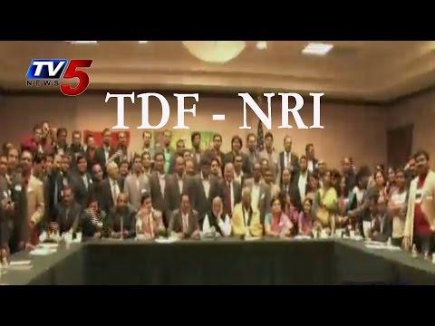 We Will Join Hands for Telangana Development   TDF-NRI   Virginia : TV5 News
