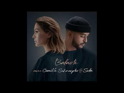 VITAA & SLIMANE - Baladé avec CAMILLE SCHNEYDER et SOLA (Audio Officiel)