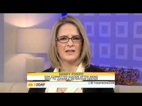 "NBC's Today Show-PA Child Care ""Cash For Kids"" Judges on Trial-Ann Curry Talks to Sandy Fonzo"