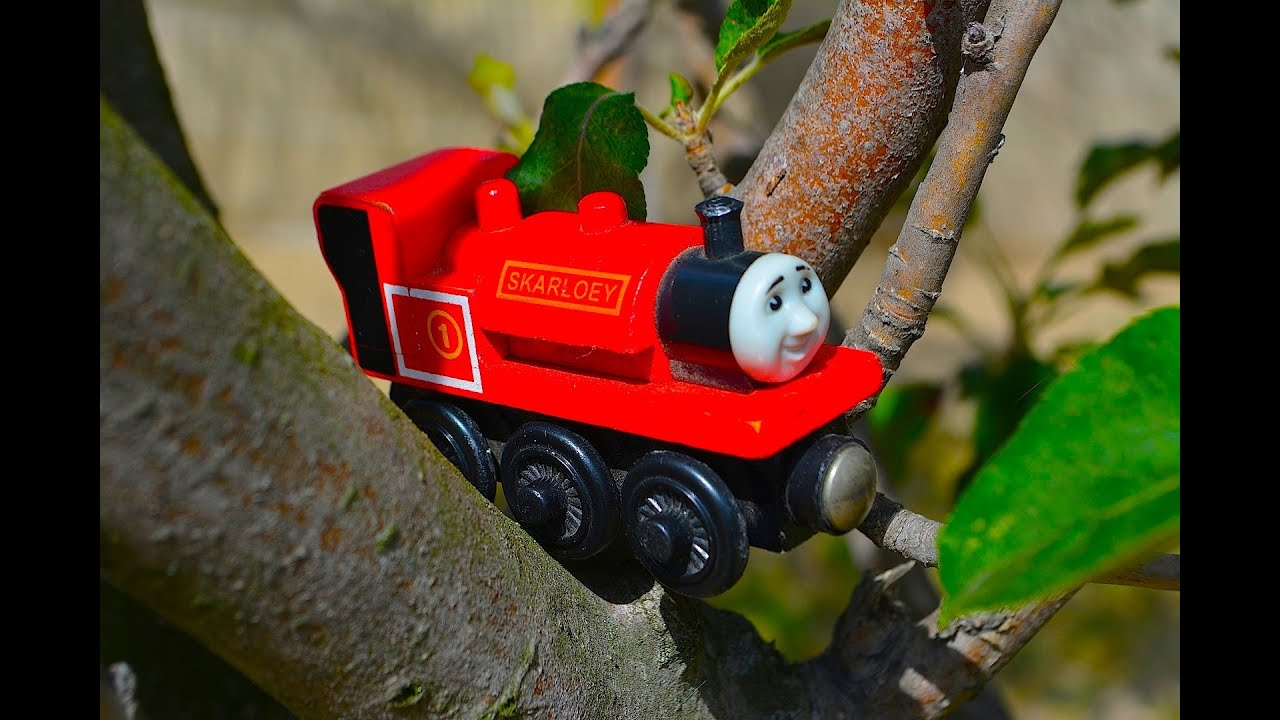 Thomas And Friends Railway Series