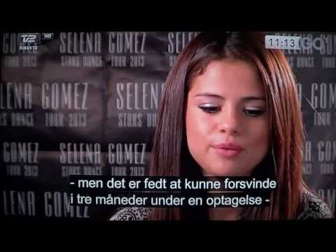 Selena Gomez on Go' Morgen Danmark (Good Morning Denmark) (Recorded from tv)
