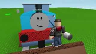 ROBLOX: Thomas Comes To Breakfast Bloopers Bloopers