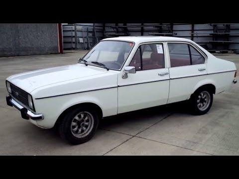 ford escort 1980